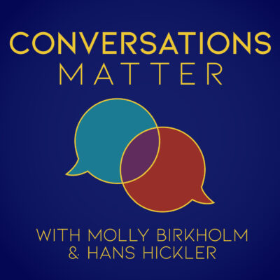 Conversations Matter Podcast